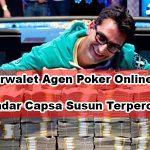 Pokerwalet Agen Poker Online dan Bandar Capsa Susun Terpercaya