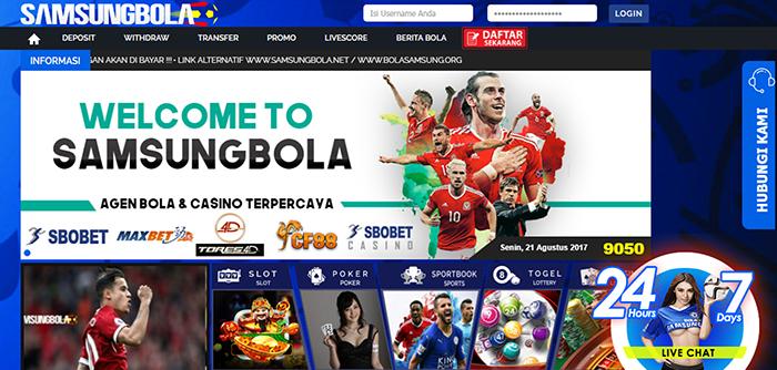 Empat Kelebihan Situs Samsungbola Piala Dunia 2018