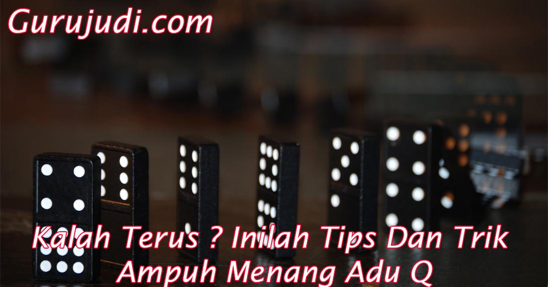 Image Result for  Trik Menang Judi Online  %>